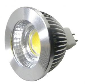 High CRI LED 5W COB Chip Spot Light MR16 Base 12V/24V