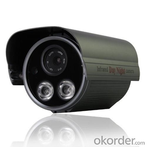 High Quality 500TVL Array IR LED CCTV Bullet Camera Outdoor Series FLY-L9034