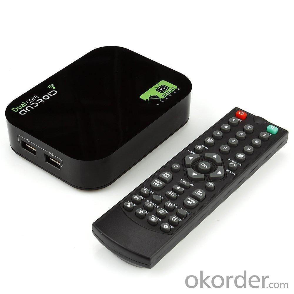 Dual Core Android 4.2 Smart TV Box Pro Media Player 1080P WIFI HDMI XBMC A20
