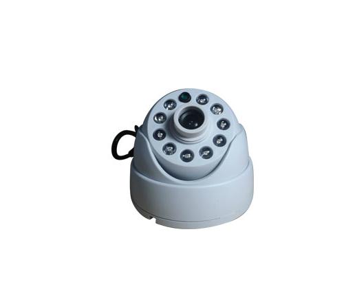 Cheap 420TVL Popular Stlye Dome CCTV Camera Indoor Series 10 IR LED FLY-306