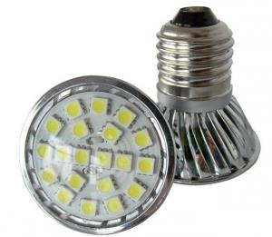 LED 3W Spot Light E27 Base SMD LED Chip 110-240V