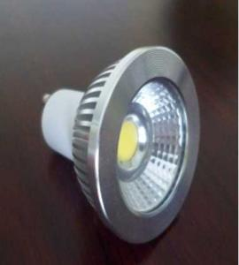 High CRI LED 5W COB Chip Spot Light Gu10 110-240V
