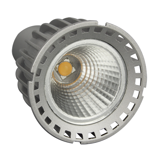 High Quality LED 7W COB Chip Spot Light MR16 Base 12V/24V
