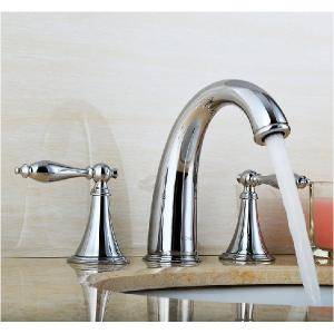 High Quality Rose Gold Plated Faucet