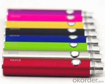 Electronic Cigarette EVOD Battery 650/900/1100mah