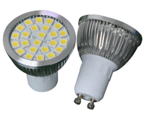 LED 5W Spot Light Gu10 SMD LED Chip 110-240V