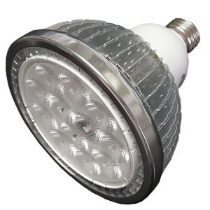 LED PAR 38 Light Finned Radiator 15W B-Type Spot Light E27 Base SMD LED Chip 85-265V