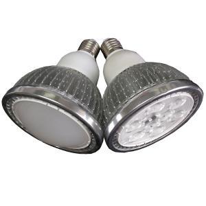 LED PAR 38 Light Finned Radiator 15W E-Type Spot Light E27 Base SMD LED Chip 85-265V