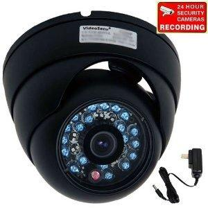 700TVL Hot Sell CCTV Security Dome Camera Indoor Series 24 IR LED FLY-3017