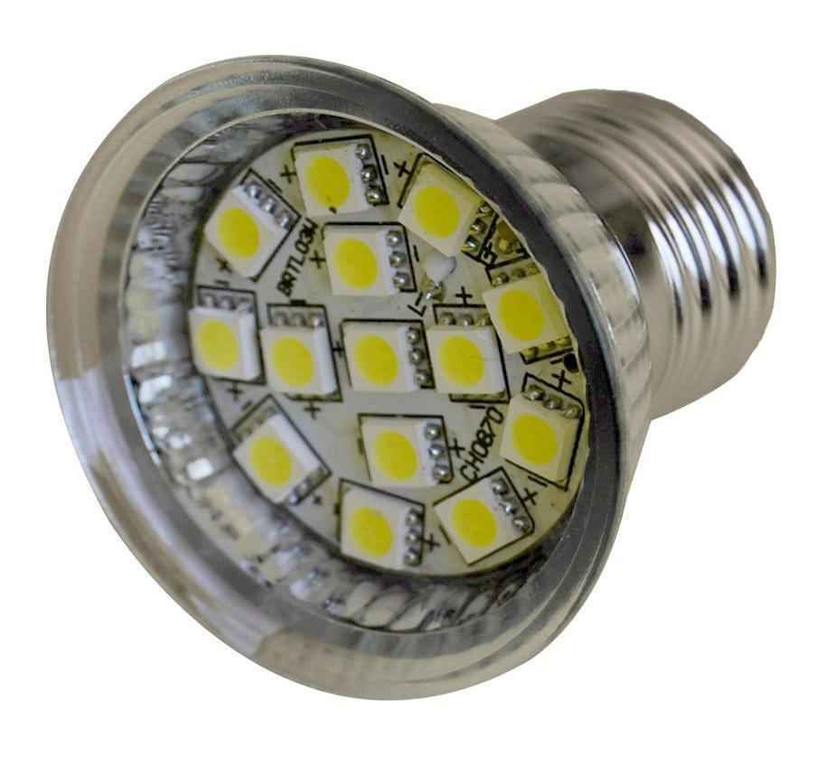 LED 4W Spot Light E27 Base SMD LED Chip 110-240V