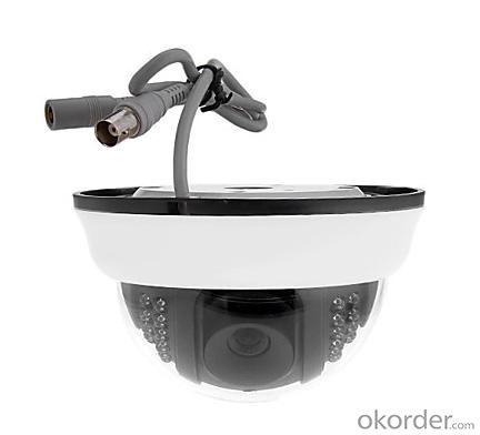 New Design 650TVL CCTV Security Dome Camera Series 22 IR LED FLY-3046