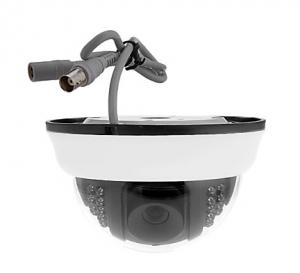 New Design 650TVL CCTV Security Dome Camera Series 22 IR LED FLY-3046