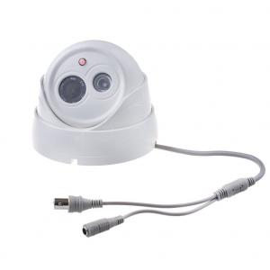 High Quality 700TVL CCTV IR Array LED Dome Camera Indoor Series FLY-305A