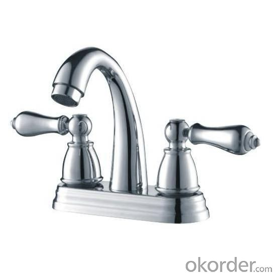 New Fashion Brass Handle Faucet Tap