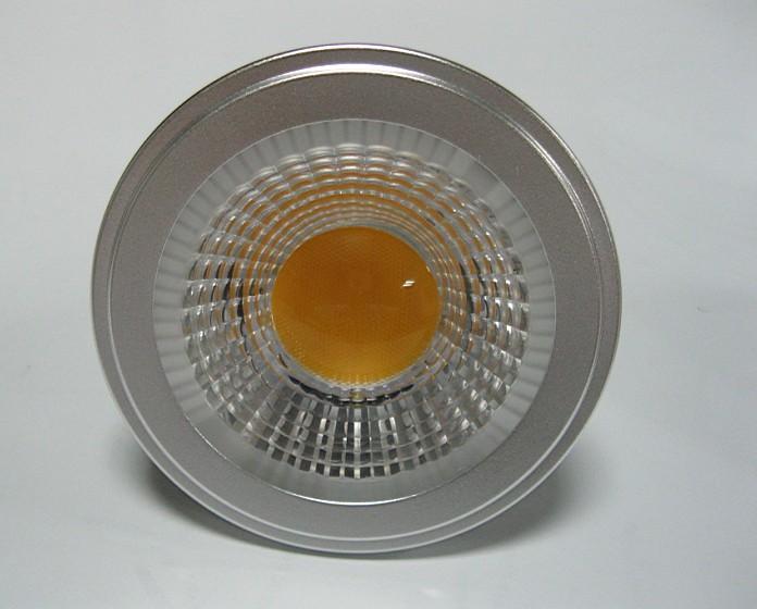 High CRI LED 5W COB Chip Spot Light E27 Base 110-240V