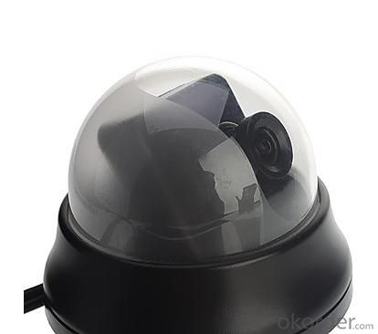 500TVL CCTV Security Dome Camera Indoor Series FLY-4024