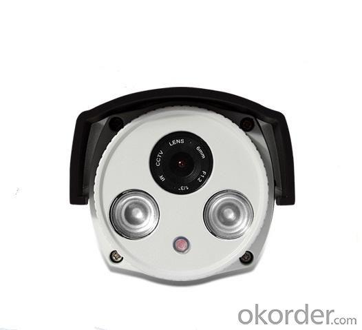High Qulity 650TVL Array IR LED Bullet CCTV Camera Outdoor Series  FLY-L9096