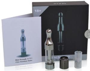 Replaceable Coil Clearomizer Mini Protank 2 Gift Package