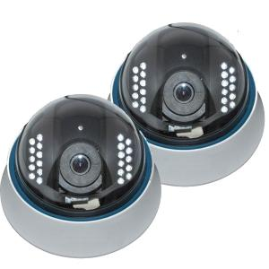 700TVL CCTV Security Dome Camera Series 22 IR LED FLY-3047