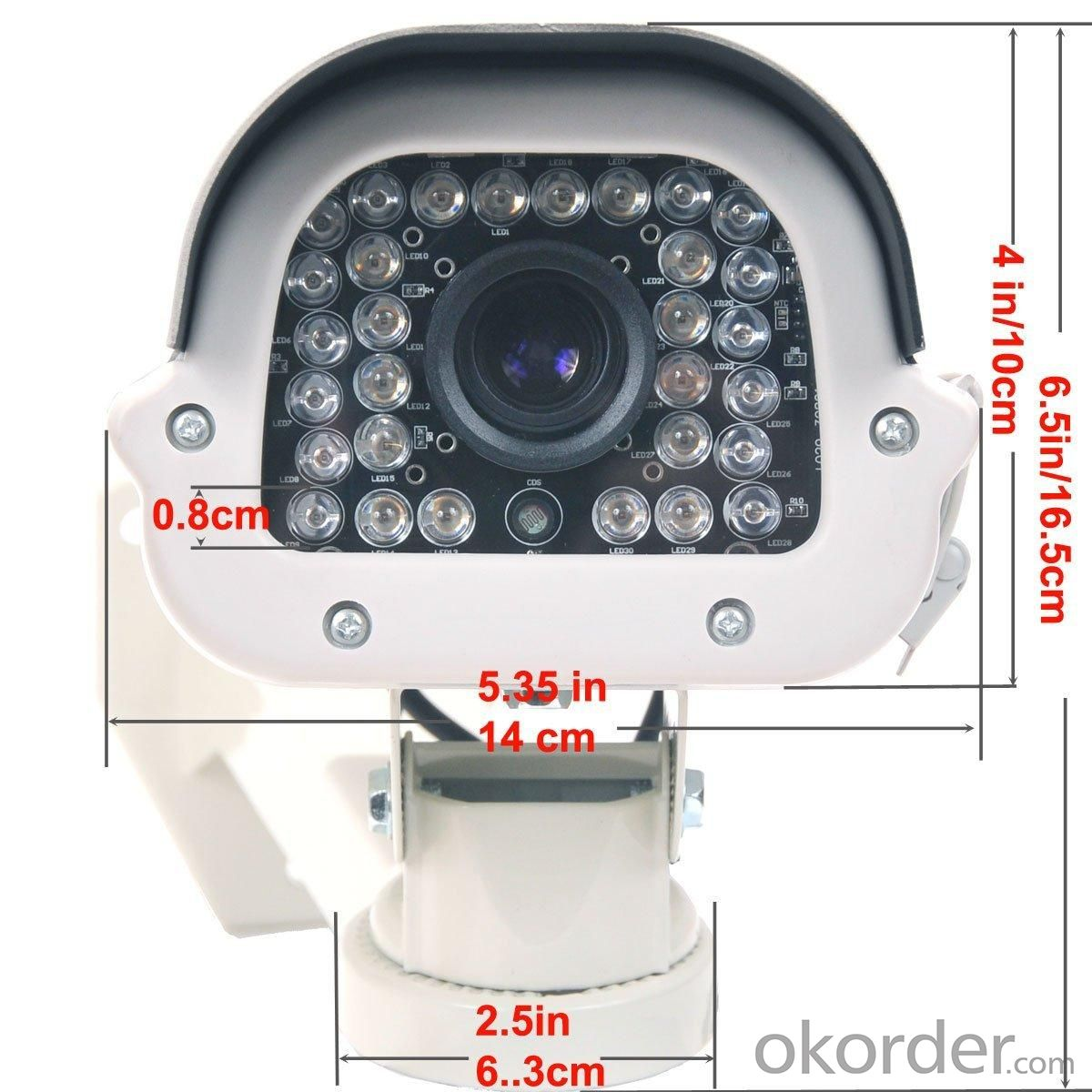 420TVL Night Vision 36 IR LED CCTV Security Bullet Camera Outdoor Series FLY-303