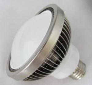 LED PAR 38 Light Finned Radiator 18W E-Type Spot Light E27 Base SMD LED Chip 85-265V