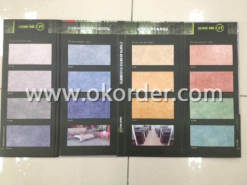 PVC floor