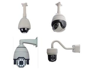 High Speed Dome Camera  SONY   HAD CCD with  Bracket CM-S154