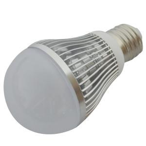 Factory 2 Years Warranty LED Lamp PC Cover High Quality Aluminum 6W E27/ E26 450lm 85-265V LED Bulb Light