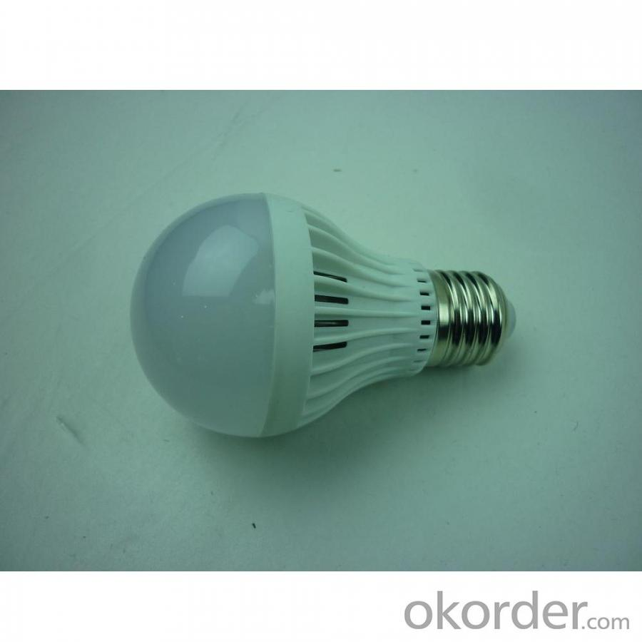 LED Bulb Light -B range Aluminum +Plastic Radiator Epistar 2835 E27/E14/B22 2W