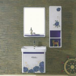 New Design Pvc Wall Hanging Bathroom Cabinet
