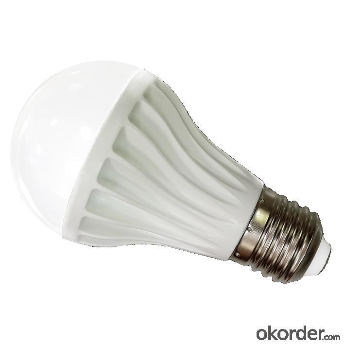 LED Bulb Light Aluminum High Effecient Epistar SMD Epistar E27/B22 5W
