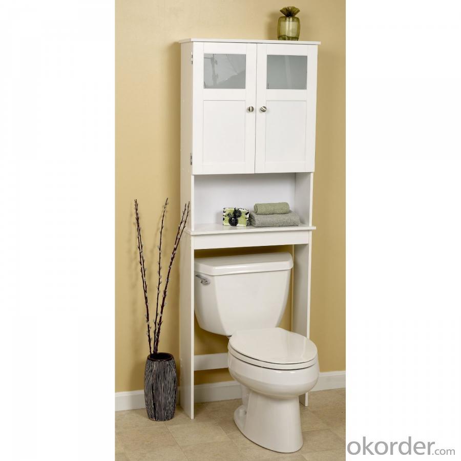 Classical Bath Shelf Space Saver