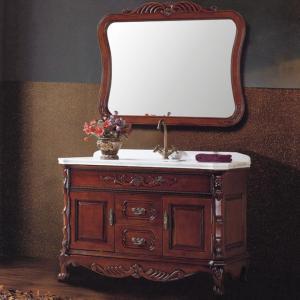 Hot Selling Perfect Degisn Oak Bathroom Cabinets