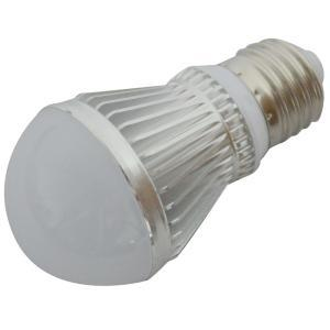 LED Lamp PC Cover Aluminum 4W E27/ E26 270lm 85-265V LED Bulb Light