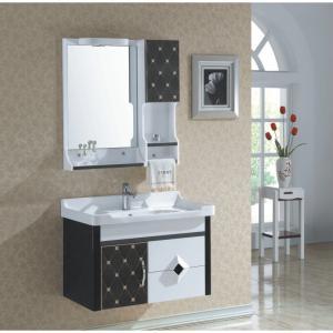 New Design PVC Bathroom Cabinet