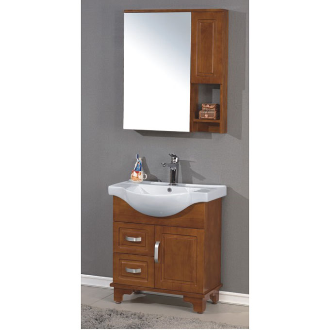 Bathroom Cabinet Oak Bath Vanity