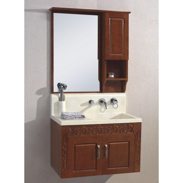 Classical Bath Cabinet Bathroom Vanity
