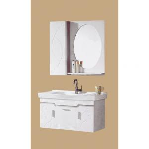 2014 Wholesales Pvc Cheaper Bathroom Cabinet