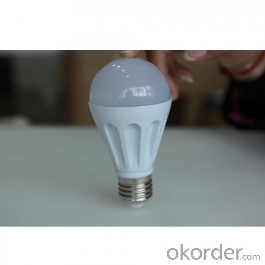 COB Epistar E27/E26 8W LED Bulb Light Aluminum Radiator