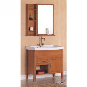 Antique  Oak Bathroom Cabinet  Bathroom Vanity