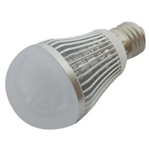 Newest Factory LED Lamp PC Cover High Quality Aluminum 8.5W E27/ E26 630lm 85-265V LED Bulb Light