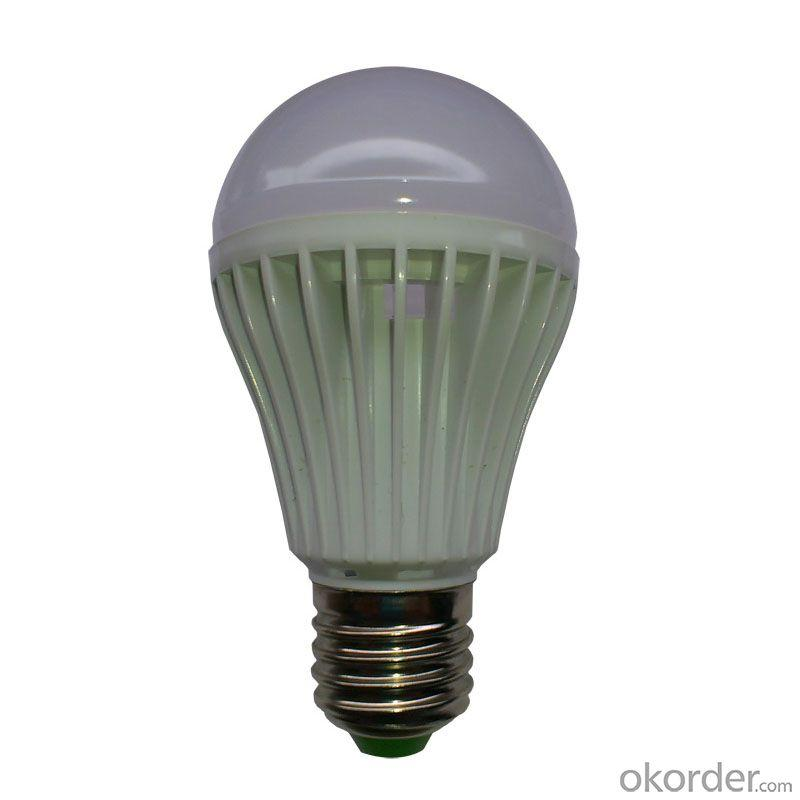LED Dimmable Bulb Light Aluminum High Effecient Epistar SMD Epistar LED Chip E27/B22 12W