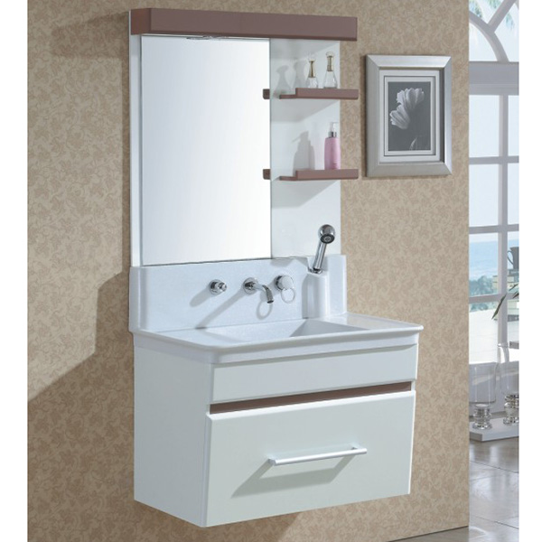Simple Bathroom Cabinets With Mirror Cabinets