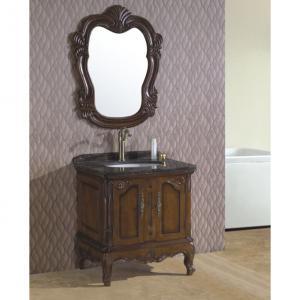Luxury Oak Bath Vanity