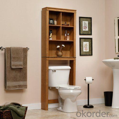 Popular Nature Space Saver Bath Shelf Bath Cabinet