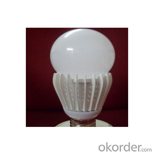 LED Bulb/ White Body