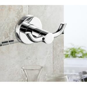 New Design Solid Brass Robe Hook Exquisite Decorative Bathroom Accessories