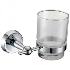 New Stytle Bathroom Accessories Solid Brass Tumbler Holder