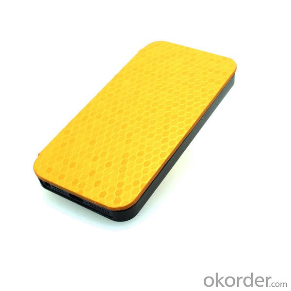 2014 Hot Sale For iPhone 5 5s 5g 5gs 360 Degree Rotary Snake PU Leather Flip Case Cover Yellow All Colors By China Manufacturer