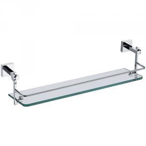 Exquisite Decorative Bathroom Accessories Glass Shelf